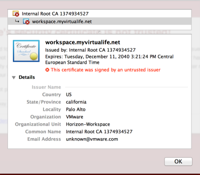 Microsoft CA | MyVirtuaLife Net