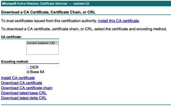 microsoft certificates download