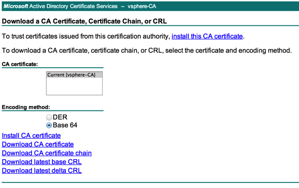 whenever you download a certificate from a microsoft ca it will be called certnewcer so you can see why its a best practice to
